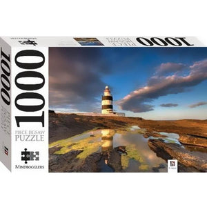 Lighthouse 1000 piece Jigsaw Puzzle Mindbogglers