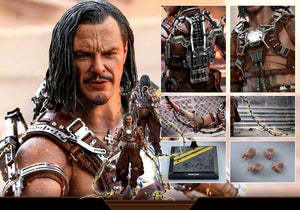 Iron Man 2 - Whiplash 2020 Toy Fair Exclusive MMS569 1/6 Scale Articulated Action Figure Hot Toys