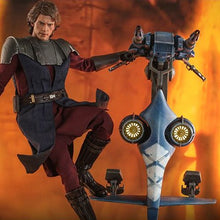 Load image into Gallery viewer, Star Wars The Clone Wars - Anakin & STAP TMS020 1/6 Scale Articulated Action Figure Hot Toys