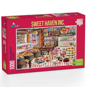 Sweet Haven Inc 1000 piece Jigsaw Puzzle Funbox