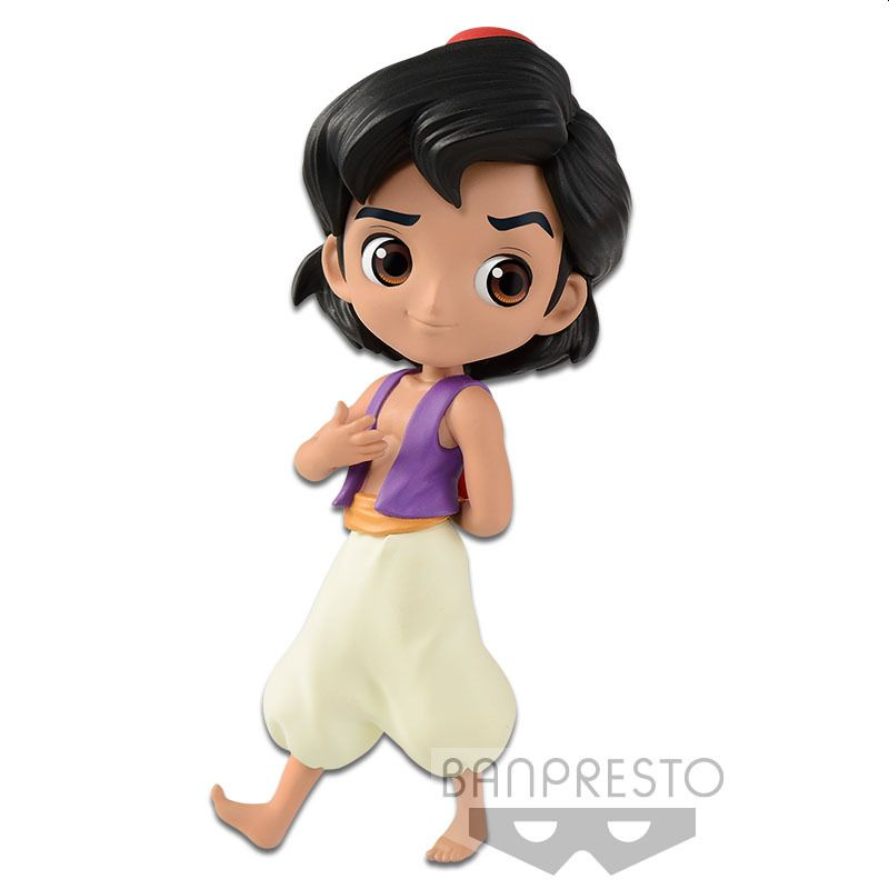 Aladdin - Aladdin Market Version Normal Colour Version Q Posket Petit Figure Banpresto