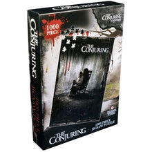 Load image into Gallery viewer, Conjuring - The Conjuring Universe 1000 piece Jigsaw Puzzle Ikon Collectables