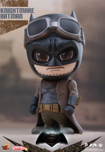 Load image into Gallery viewer, Batman V Superman Dawn of Justice - Batman Knightmare Cosbaby Collectible Figure Hot Toys