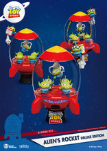 Load image into Gallery viewer, Toy Story - Aliens Rocket Deluxe Edition D Select Static Figure Beast Kingdom