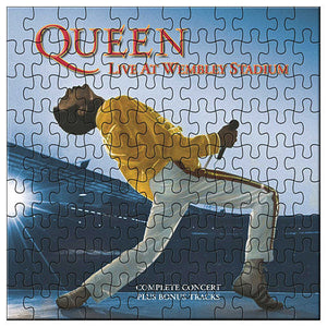 Queen - Live at Wembley Stadium 1000 piece Jigsaw Puzzle Licensing Essentials