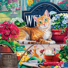 Load image into Gallery viewer, Cat-ology - Blossom 1000 piece Jigsaw Puzzle Masterpieces