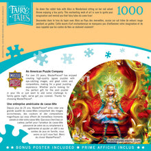 Load image into Gallery viewer, Classic Fairy Tales - Alice in Wonderland 1000 piece Jigsaw Puzzle Masterpieces