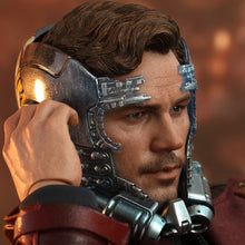 Load image into Gallery viewer, Avengers 3 Infinity War - Star-Lord MMS539 1/6 Scale Collectible Articulated Figure Hot Toys