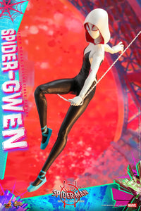 Spider-Man Into the Spider-Verse - Spider-Gwen MMS576 1/6 Scale Articulated Action Figure Hot Toys