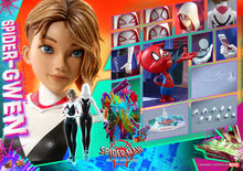 Load image into Gallery viewer, Spider-Man Into the Spider-Verse - Spider-Gwen MMS576 1/6 Scale Articulated Action Figure Hot Toys