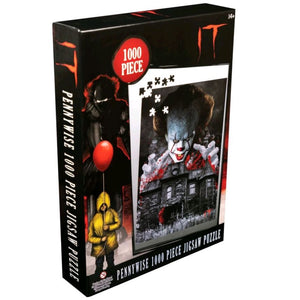 It (2017) - Pennywise 1000 piece Jigsaw Puzzle Ikon Collectables