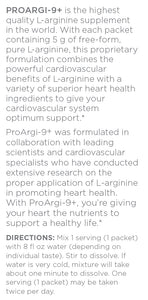 ProArgi-9+ Citrus Berry (Single Serve Packets)