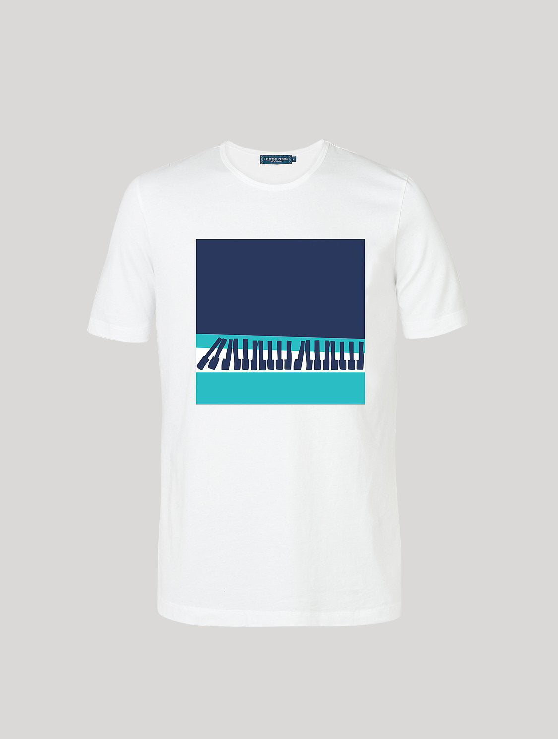 Waves Cover T-Shirt