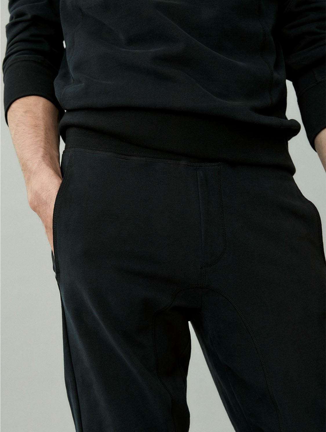 Organic Cotton Track Trousers