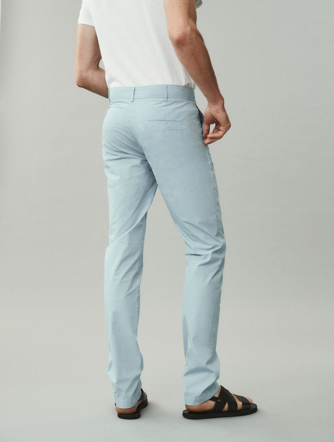 Tailored Cotton Chino