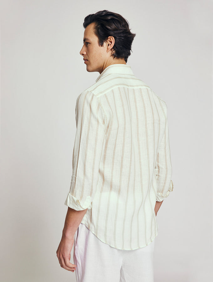 ANTONIO SHIRT LEBLON STRIPE