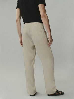 Relaxed Fit Tencel Trousers