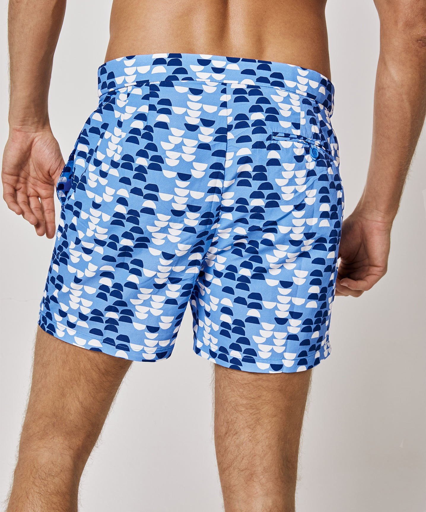 Summer Samba Tailored Swim Shorts