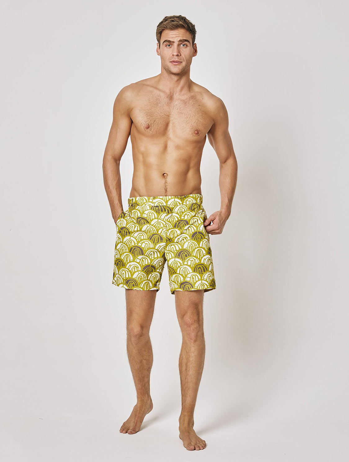 Arch Tailored Swim Shorts