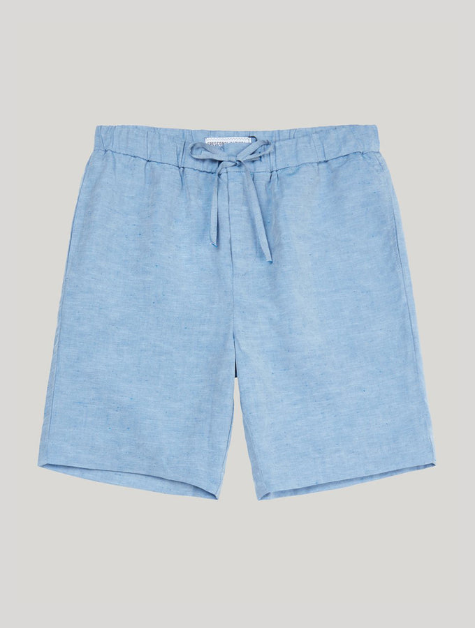 Tencel-Linen Shorts
