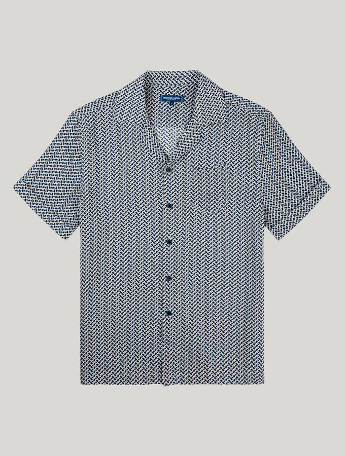 THOMAS SHIRT BEAM PRINT