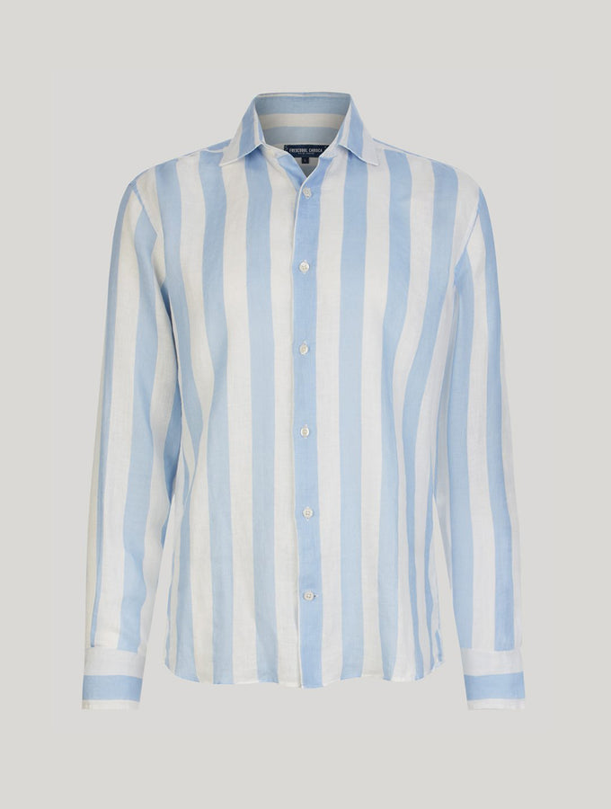 ANTONIO SHIRT CABANA STRIPE