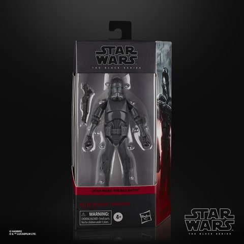 "Star Wars The Black Series Bad Batch Elite Squad Trooper 6"" Scale Collectible Action Figure, Toys for Kids Ages 4 & Up"