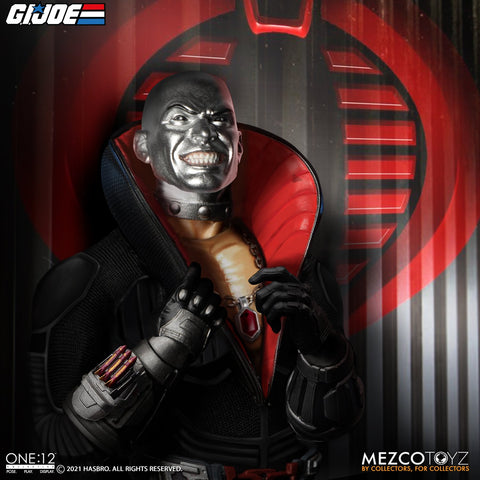 G.I. Joe Destro One:12 Collective Action Figure