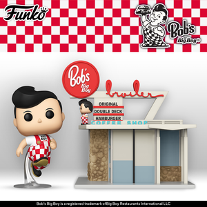 Pop! Town: Big Boy's Restaurant