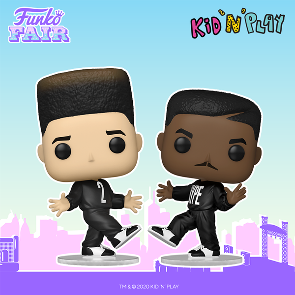 Funko Pop! Music : Kid 'N Play - Kid