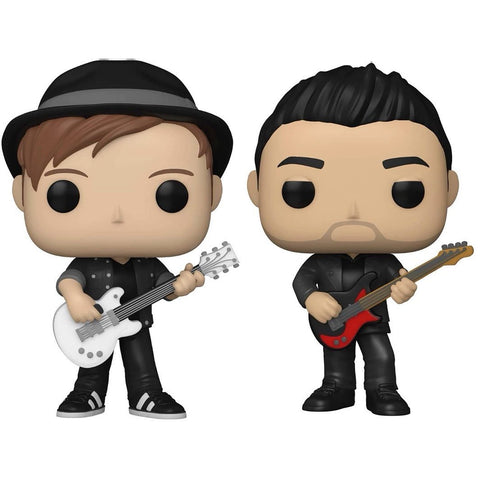 Funko Pop! Music : Fall Out Boy - Bundle of 2 Pops!