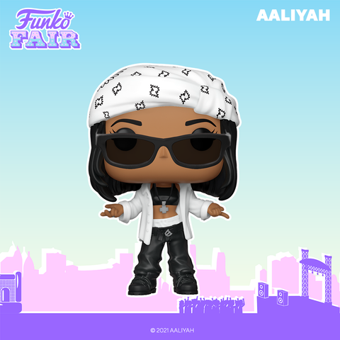 Funko Pop! Music : Aaliyah