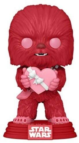 Funko Pop! Star Wars: Valentines - Bundle (4 Pops! Included)