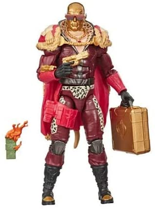 G.I. Joe Classified Series 6-Inch Profit Director Destro Action Figure - Exclusive (Amazon)