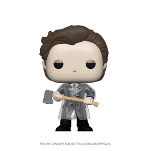 American Psycho Patrick with Axe Pop! Vinyl Figure