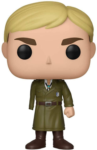 Funko Pop! Animation: Attack on Titan - Erwin One-Armed