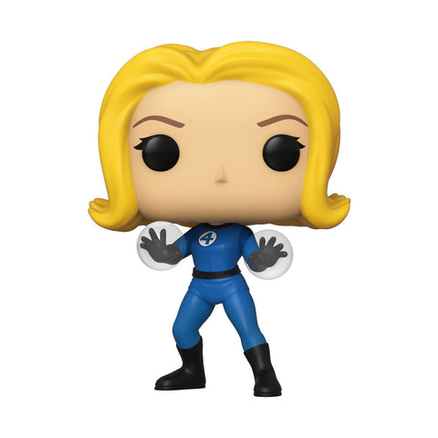 Funko Pop! Marvel: Fantastic Four - Invisible Girl