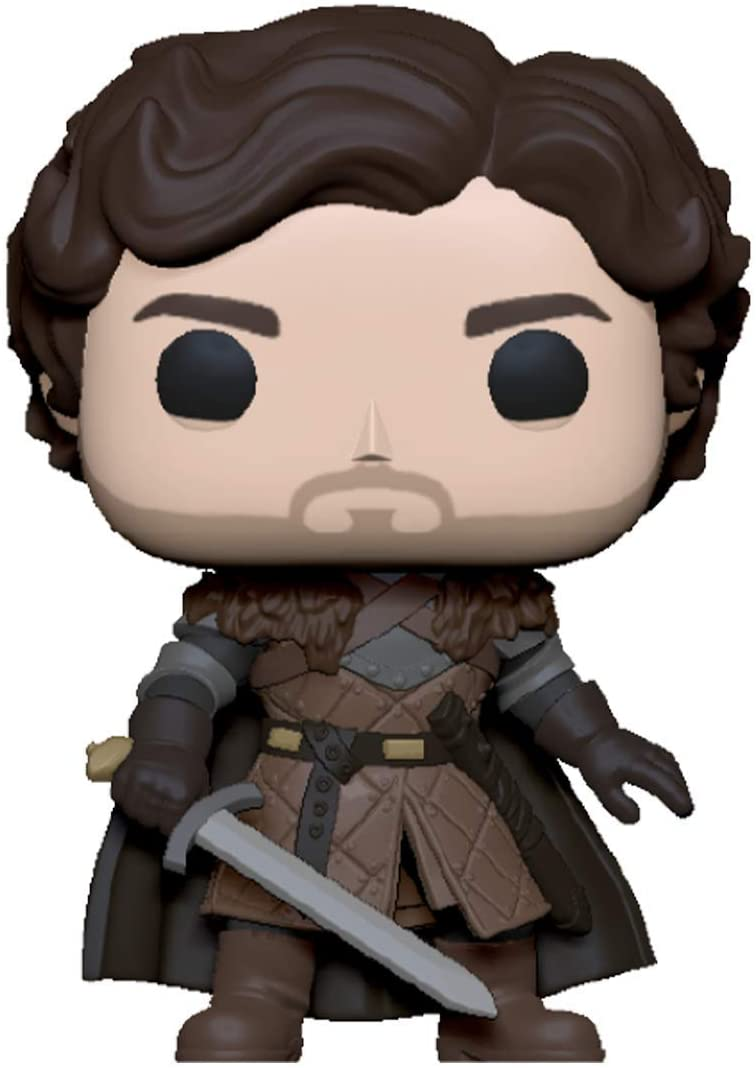Funko Pop! TV: Game of Thrones - Robb Stark with Sword