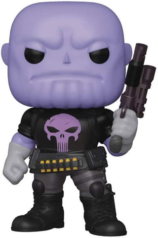 Pop! Super Marvel Heroes: Thanos Earth-18138 Vinyl Figure - Preview Exclusive