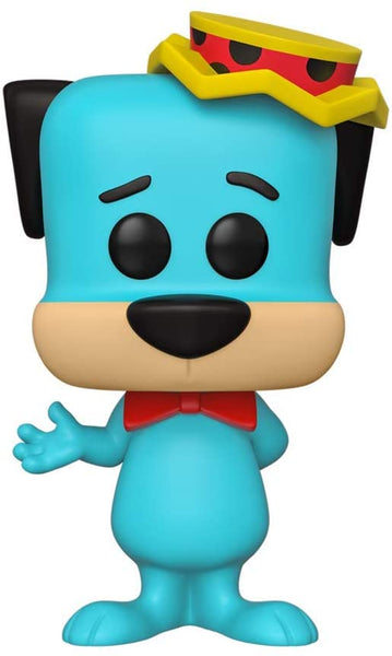 "Huckleberry Pop Animation Hound - Limited Edition 10"" Blue"