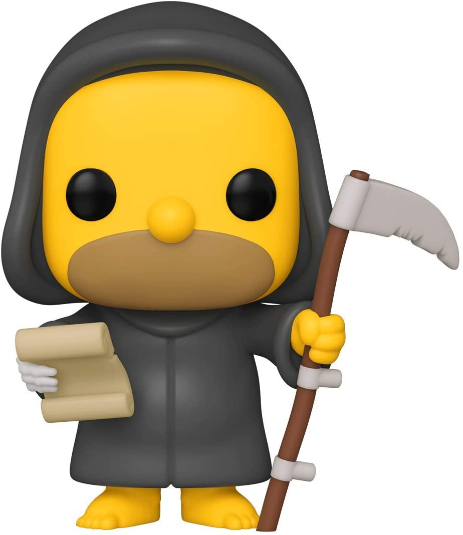 Funko Pop! Animation: Simpsons - Reaper Homer