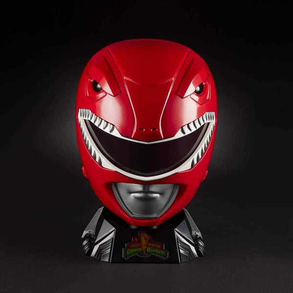 Power Rangers Lightning: Red Ranger Helmet