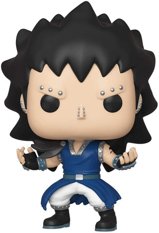 Funko Pop! Animation: Fairy Tail - Gajeel
