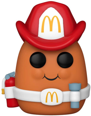 Funko Pop! Ad Icons : McDonald's - Fireman Nugget