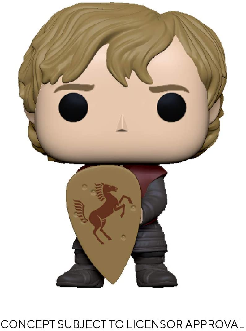 Funko Pop! TV: Game of Thrones - Tyrion with Shield
