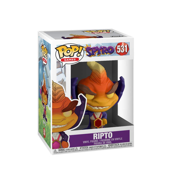 Funko Pop! Games: Spyro - Ripto