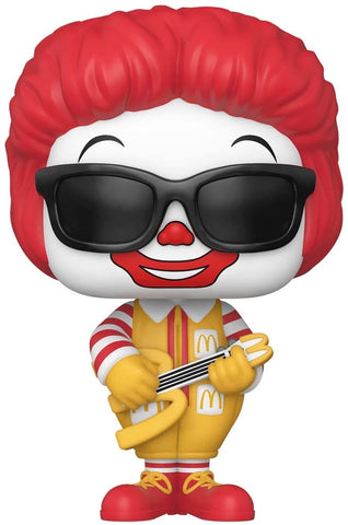 Funko Pop! Ad Icons : McDonald's - Rock Out Ronald