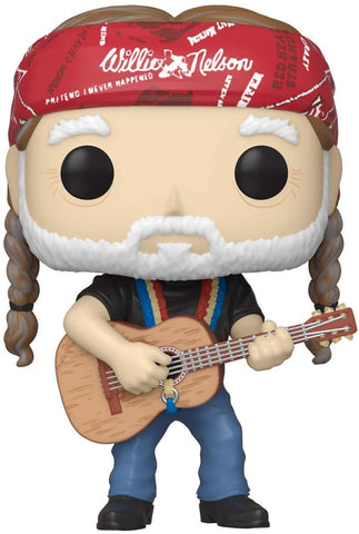 Funko Pop! Rocks: Willie Nelson