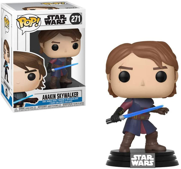 Funko Pop! Star Wars: Clone Wars -Anakin Skywalker #271