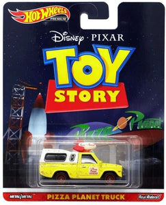 Hot Wheels Toy Story Pizza Planet Truck